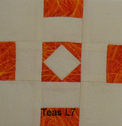 L-7 - Town Square - 17 pieces